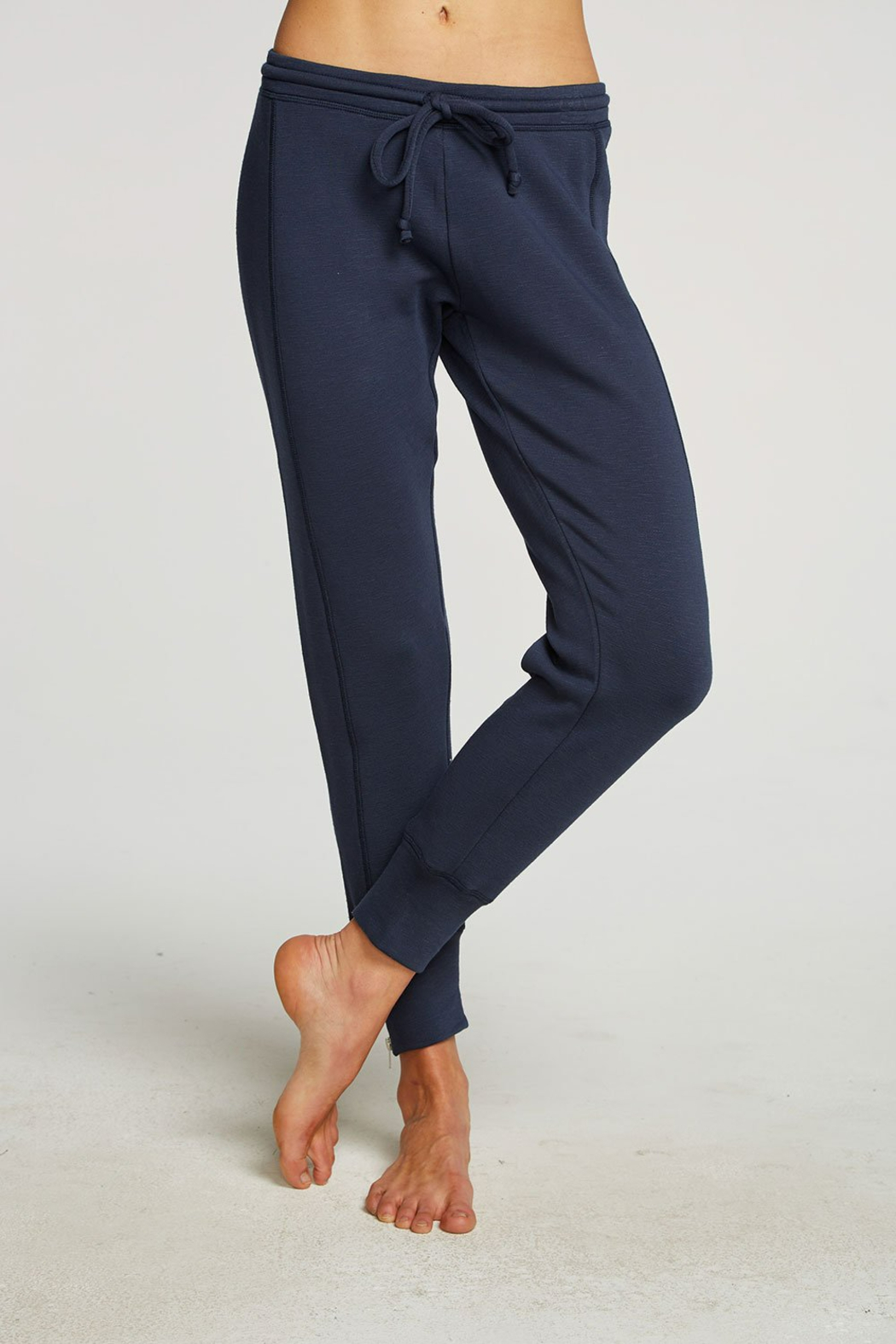 Chaser French Terry Side Zip Joggers - Main Image