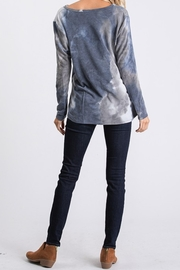 CY Fashion French Terry Tie Dye - Front full body