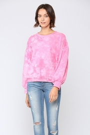 Fate French Terry Tie Dye Sweatshirt - Product Mini Image