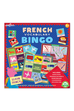 Shoptiques Product: French Vocabulary Bingo