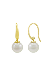 Majorica French Wire Pearl Drop Earring - Product Mini Image