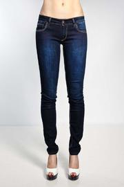French Appeal L'Intrepide Skinny Jeans - Product Mini Image