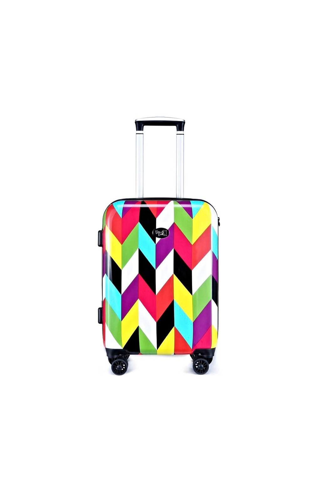 French Bull Carry-On Roller Luggag - Main Image