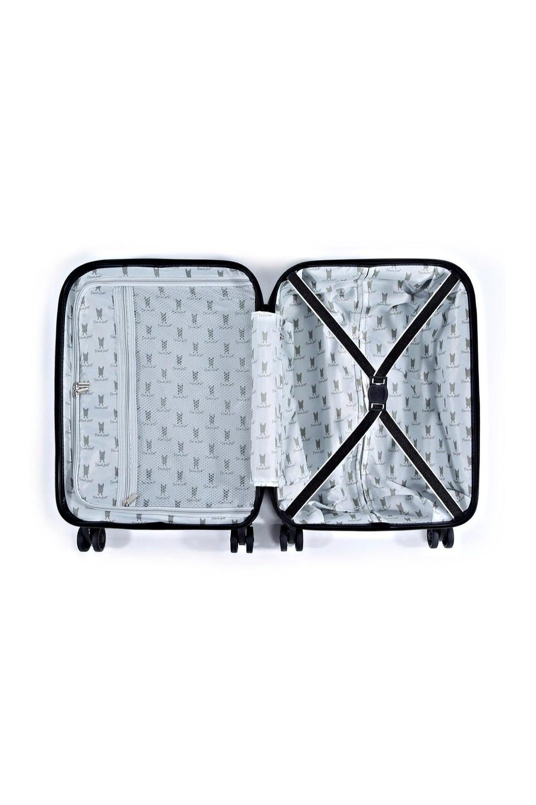 French Bull Carry-On Roller Luggag - Side Cropped Image