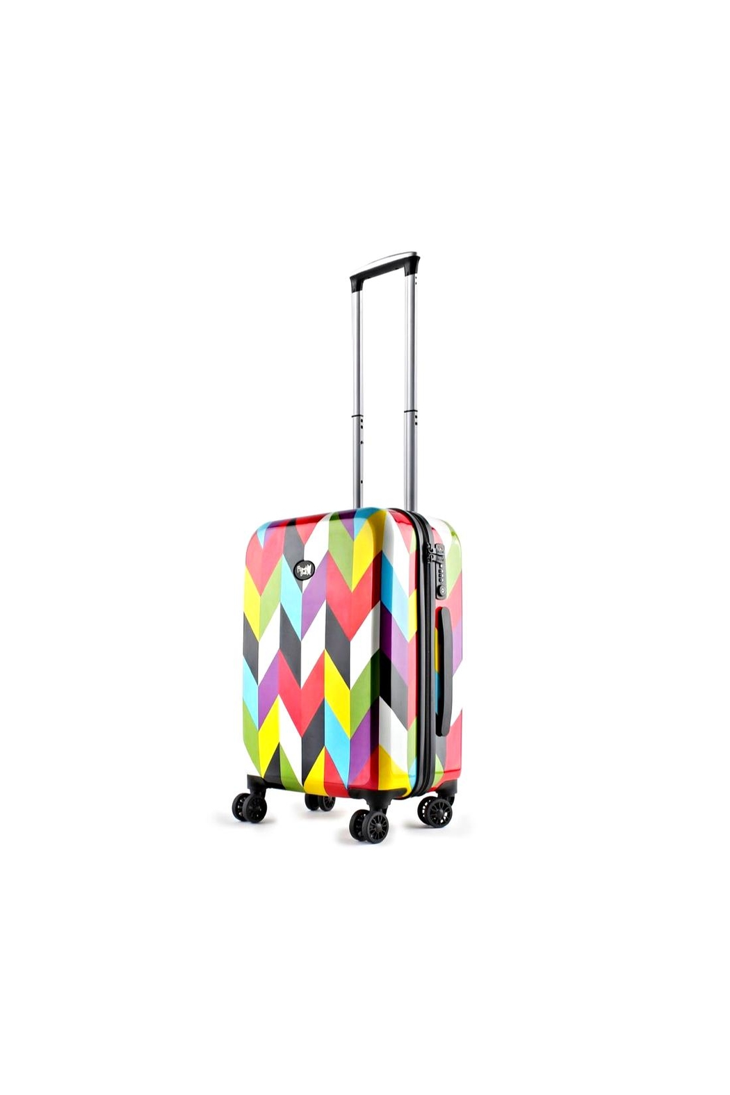 French Bull Carry-On Roller Luggag - Front Full Image