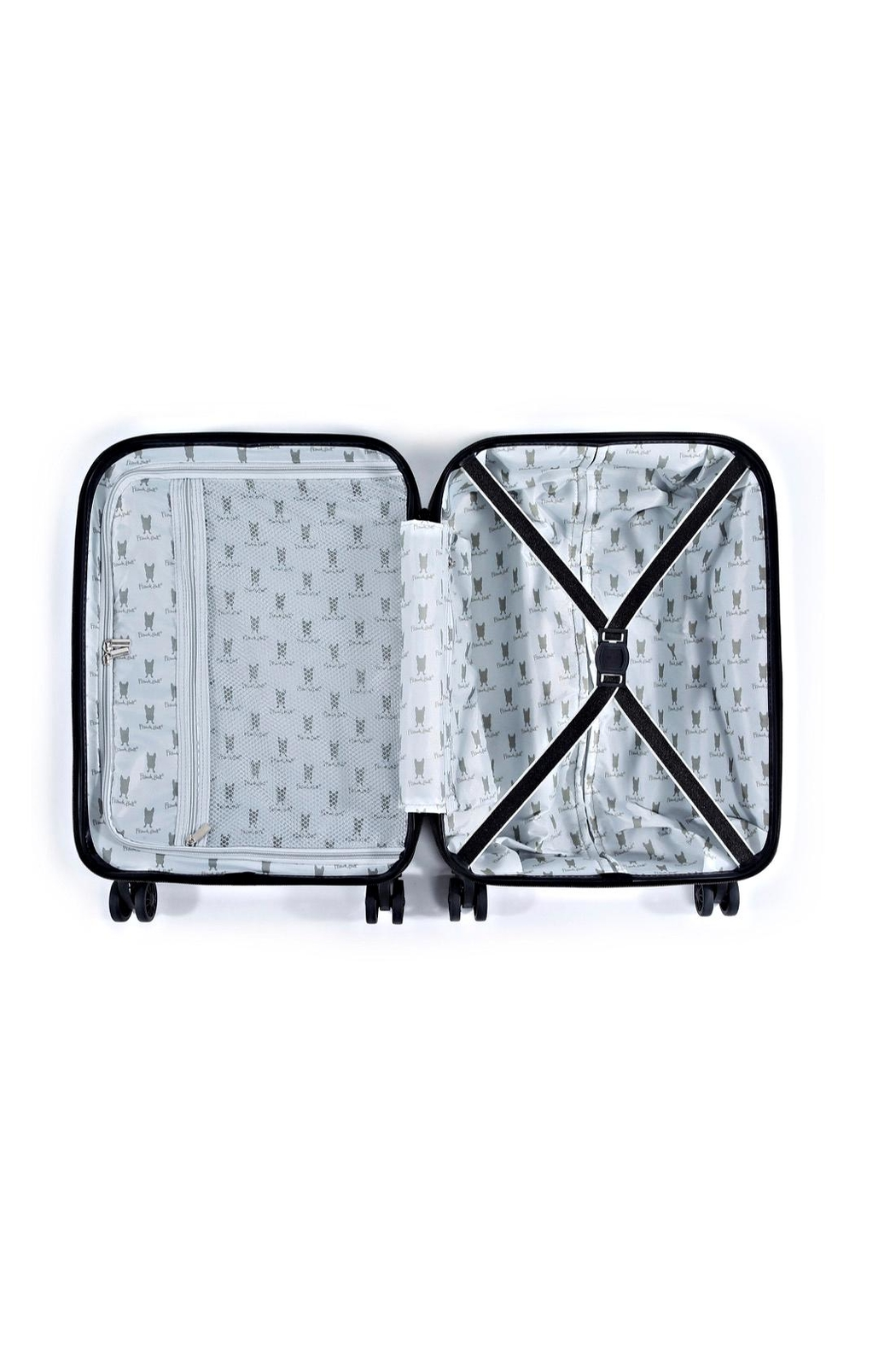 French Bull Carryon Roller Luggage - Side Cropped Image