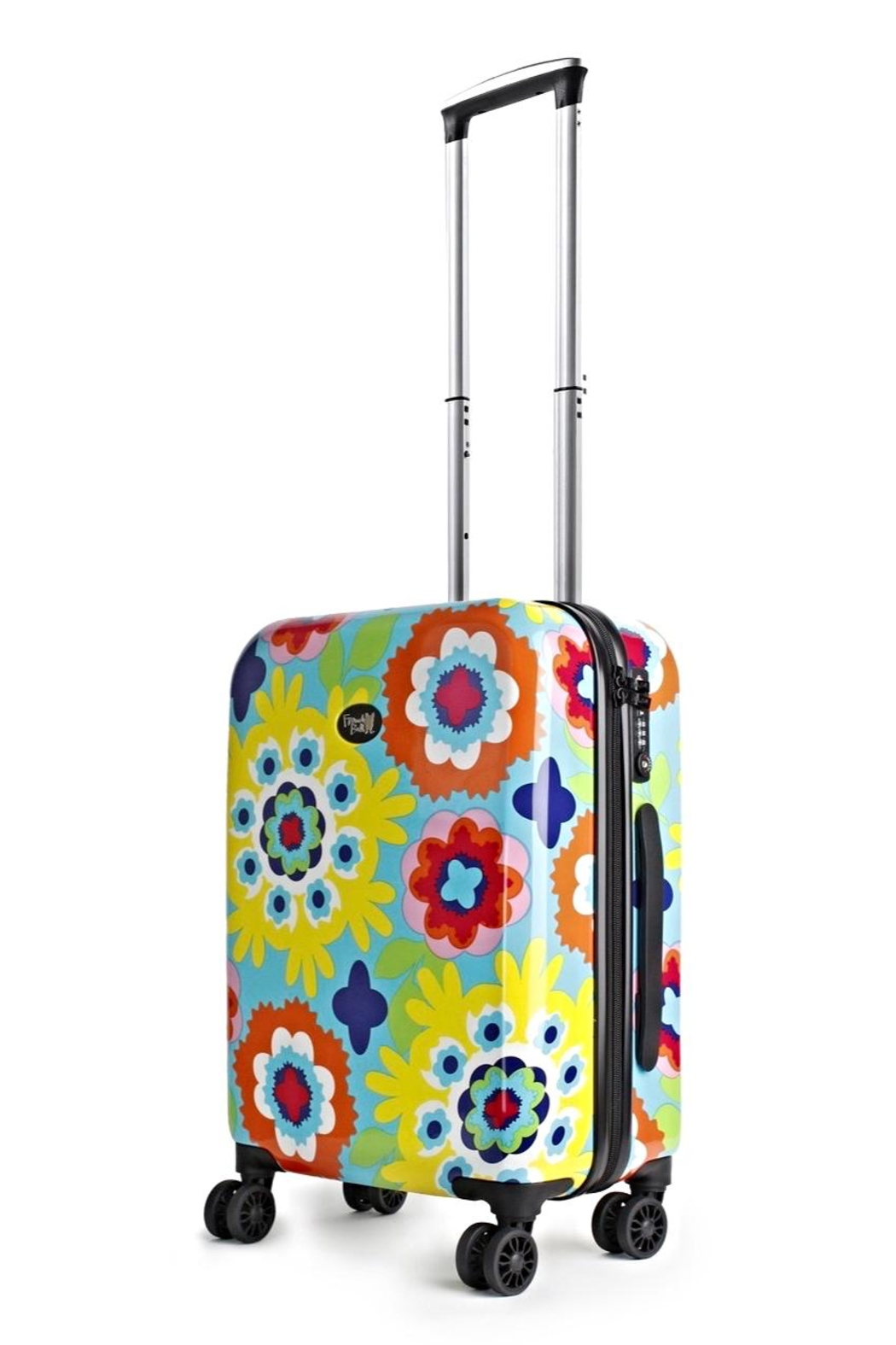 French Bull Carryon Roller Luggage - Front Full Image