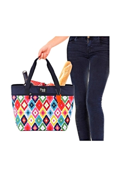 French Bull Insulated Picnic Tote - Alternate List Image