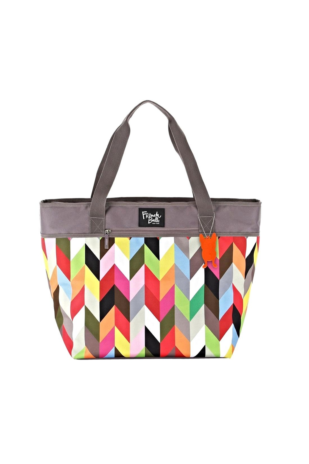 French Bull Insulated Picnic Tote - Main Image