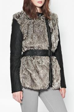 Shoptiques Product: Alexia Furry Jacket