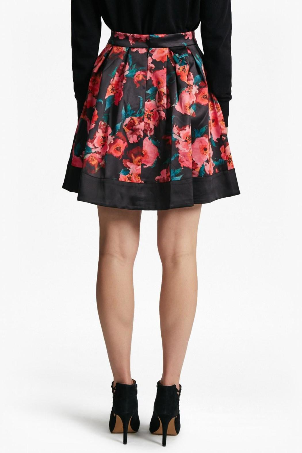 French Connection Allegro Poppy Skirt - Side Cropped Image