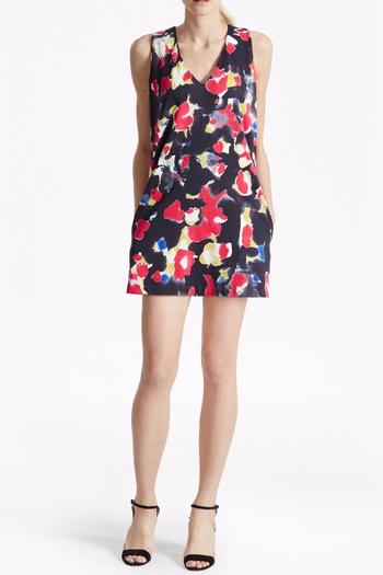 Shoptiques Product: Bella Floral Dress - main