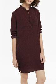 French Connection Callie Shirt Dress - Side cropped