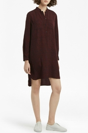 French Connection Callie Shirt Dress - Front cropped