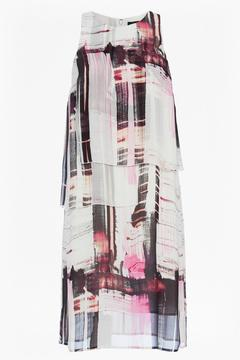 French Connection Cornell Printed Dress - Alternate List Image