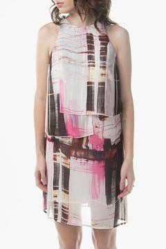 French Connection Cornell Printed Dress - Product List Image