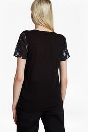 French Connection Cornucopia Lace Top - Side cropped