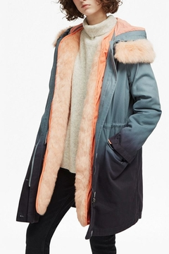 French Connection Cosette Parka - Alternate List Image