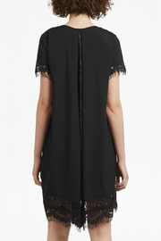 French Connection Crepe Lace Dress - Front full body