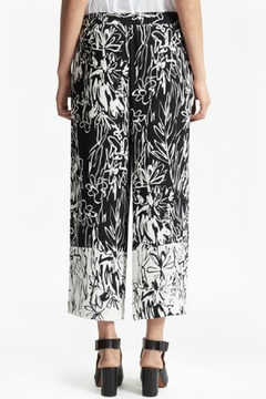 French Connection Crepe Printed Pant - Alternate List Image