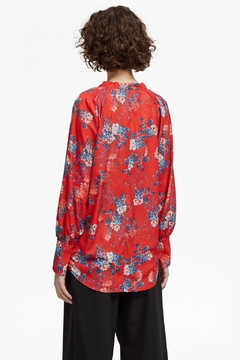 French Connection Crepe Tie Top - Alternate List Image