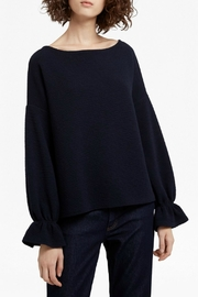 French Connection Ellen Fluted Jumper - Product Mini Image
