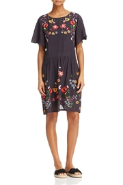 French Connection Embroidered Floral Dress - Product Mini Image