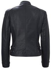 French Connection Galaxy Jacket Black - Front full body