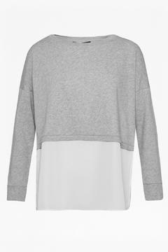 Shoptiques Product: Jersey Mixed Sweater