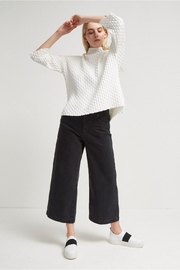 French Connection Knit Oversized Sweater - Side cropped