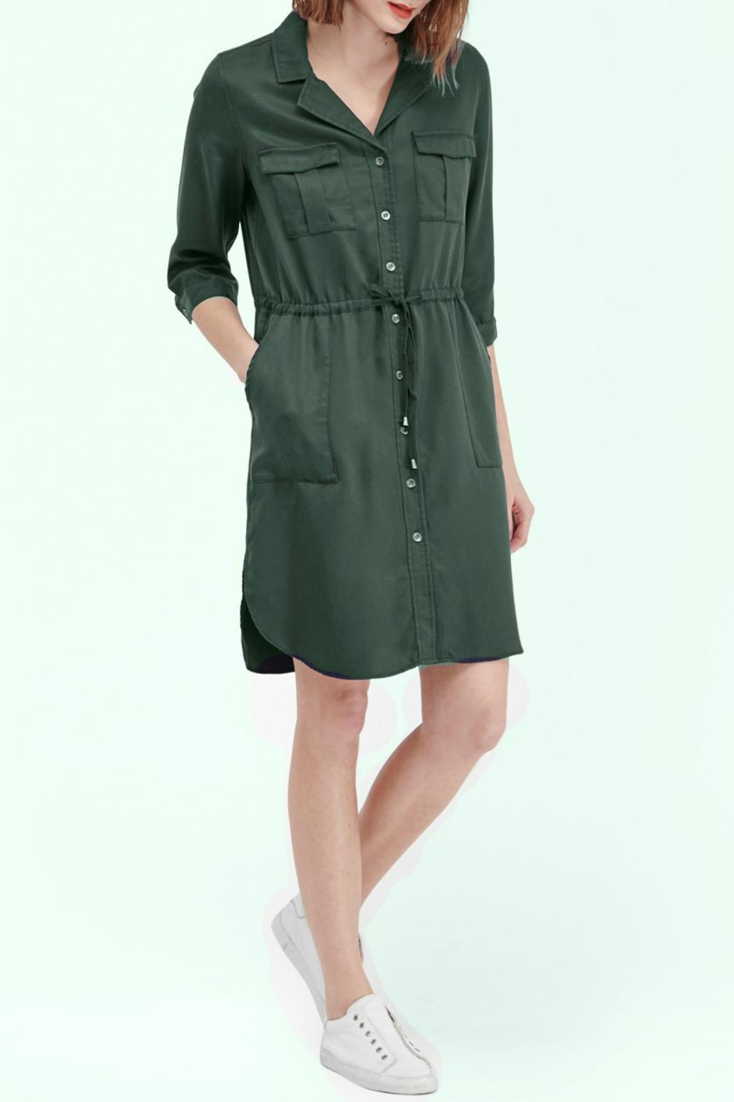 French connection kruger shirt dress from canada by envy for French connection shirt dress