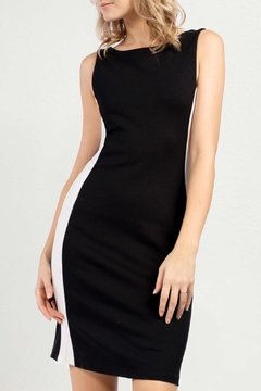 French Connection Lora Ponte Dress - Product List Image