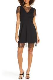 French Connection Madalyn Lace Dress - Front cropped