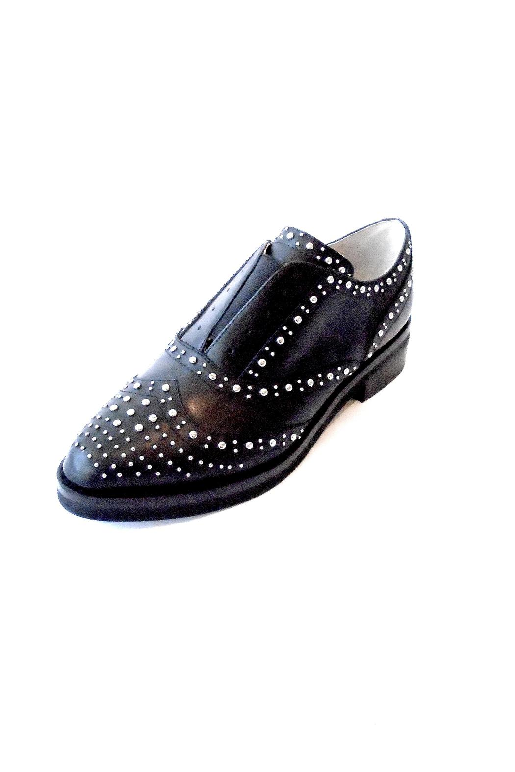 2f8645d096 French Connection Marissa Slip-On Brogue from Canada by durand's ...