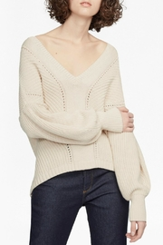 French Connection Millie Knit Sweater - Front cropped