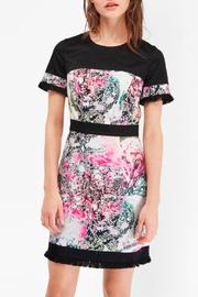 French Connection Mineral Fringe Dress - Product Mini Image