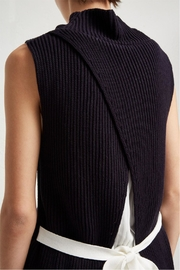 French Connection Mozart Jumper - Back cropped