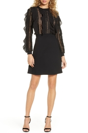 French Connection Patricia Lace Dress - Front cropped