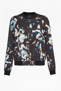 Shoptiques Product: Printed Bomber