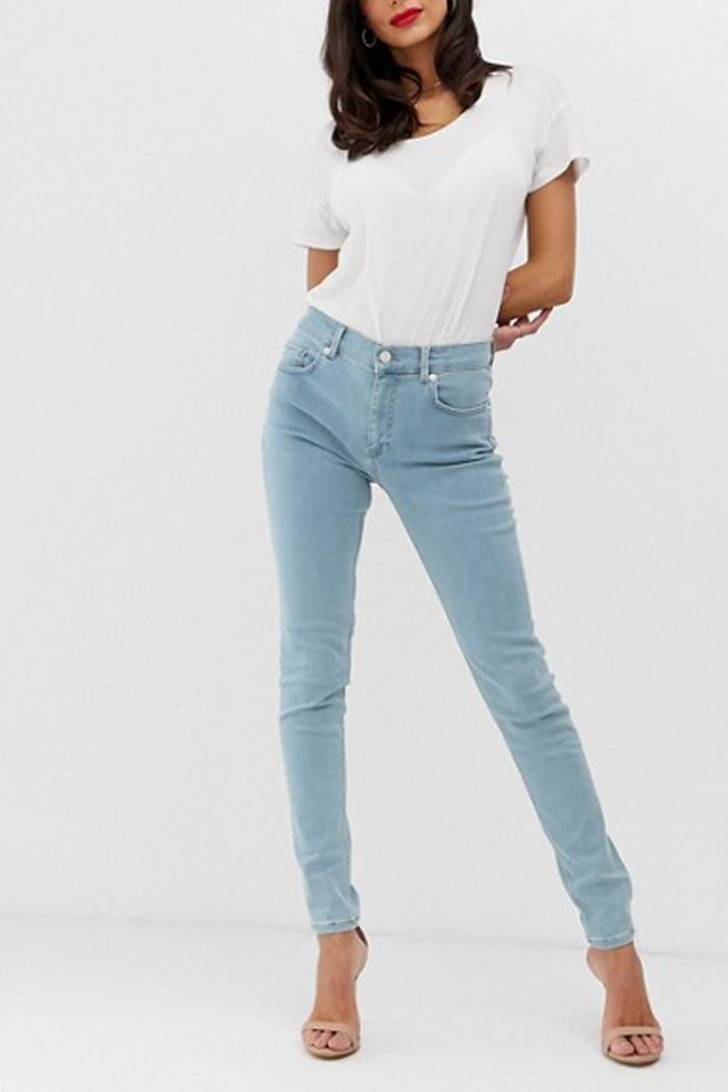 French Connection Rebound Skinny Jean - Main Image