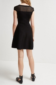 French Connection Rose Crepe Dress - Front full body