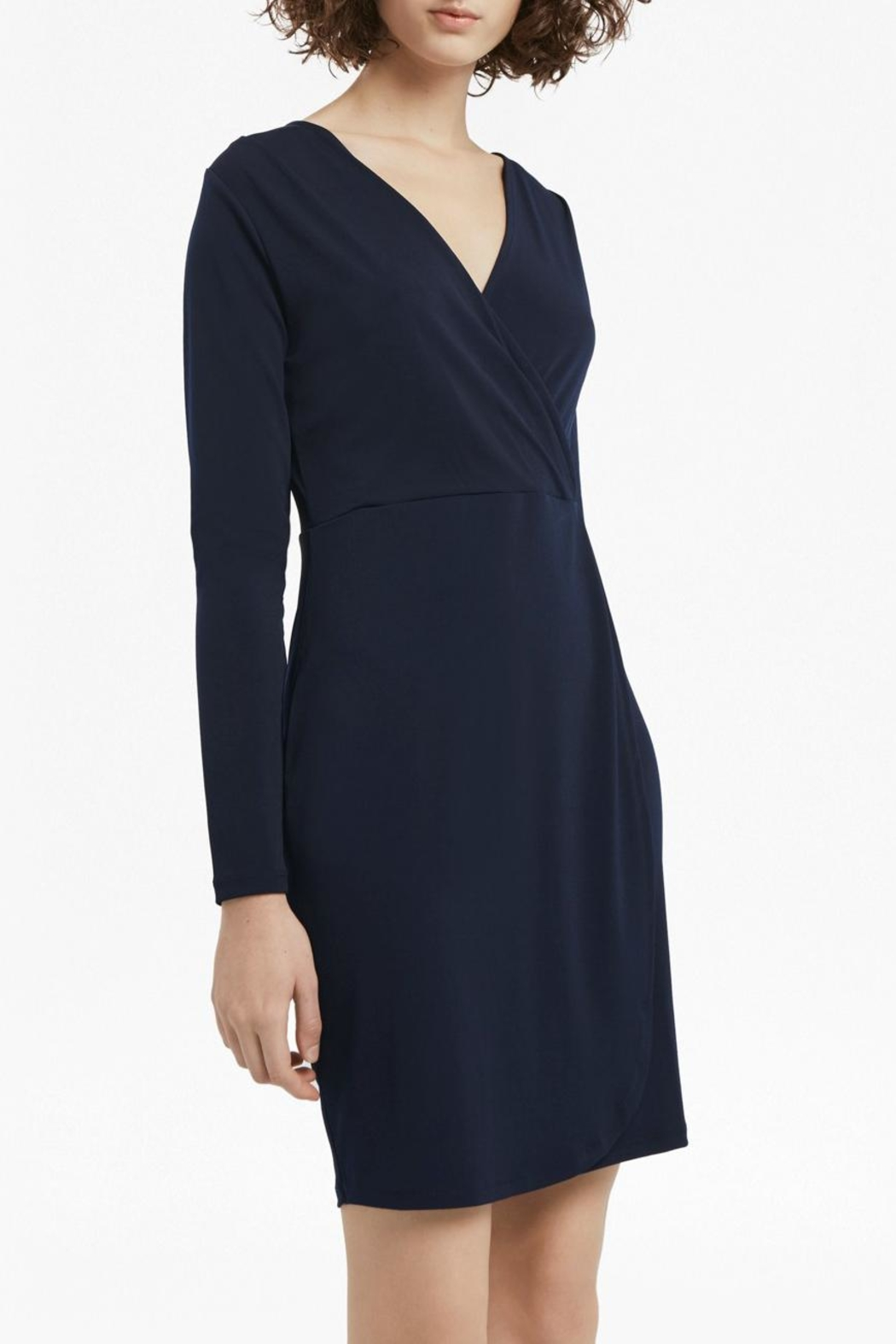 French Connection Slinky Sheath Dress - Main Image