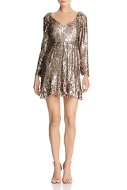 French Connection Square-Sequin Mini Dress - Product Mini Image