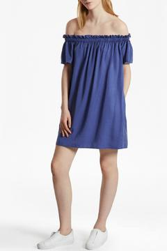 French Connection Stayton Ruffle Dress - Product List Image