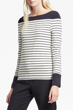 French Connection Striped Breton Tshirt - Product List Image