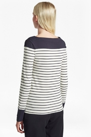 French Connection Striped Breton Tshirt - Front full body