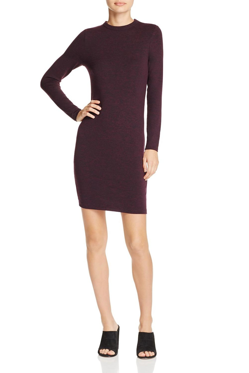 French Connection Sweeter Sweater Mini-Dress - Main Image