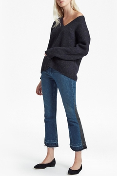 Shoptiques Product: Two Toned Sweater