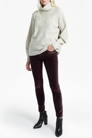 French Connection Urban Flossy Sweater - Front cropped