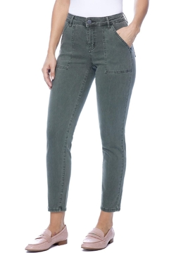 French Dressing Jeans Cigarette Ankle Jean - Product List Image